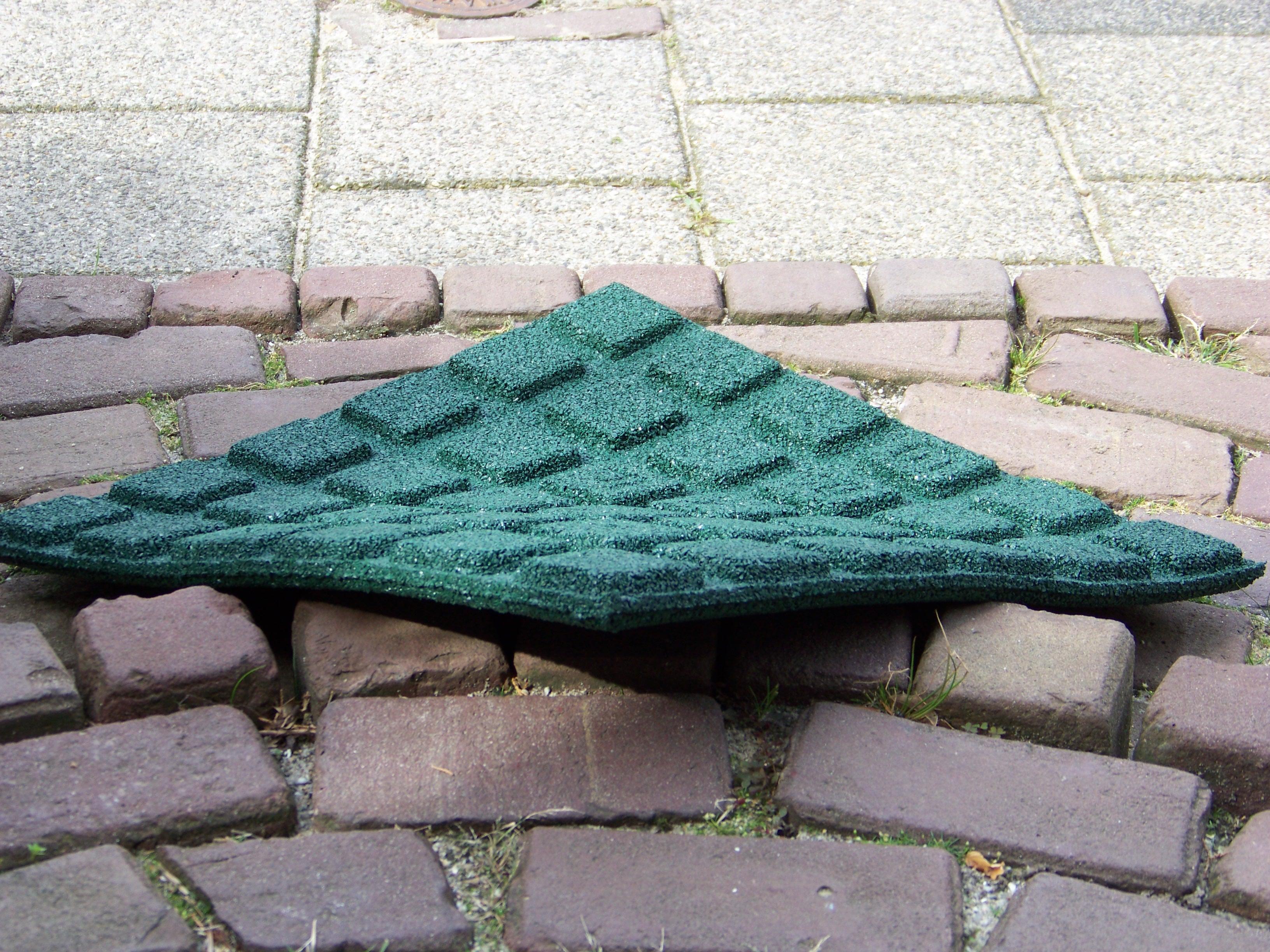Groen Tegels Outlet : Rubber tegels outlet goedkoop ingekocht goede kwaliteit